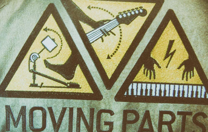 CD Review: Moving Parts – Benny Greb