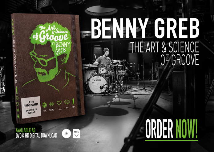 "DVD Review ""The Art and Science of Groove"""